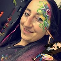 Face painting, body art, hair braids by Gaëlle Diremszian