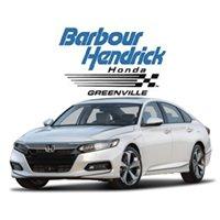 Barbour-Hendrick Honda Greenville
