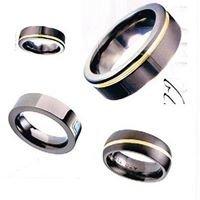 1873 Unusual Wedding Rings