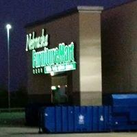 Nebraska Furniture Mart Loading Area