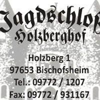 Jagdschloß Holzberghof