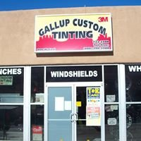 Gallup Custom Tinting