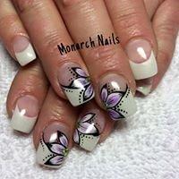 Monarch Nails