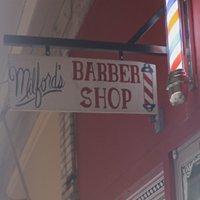 Milford's Barber Shop