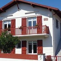 Chambres d'hôtes Goxoan Pays Basque