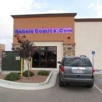 Rebels Comic Vault