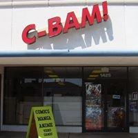 C-BAM! comics, books and more