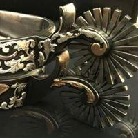 Cribbs Handmade Bits, Buckles Spurs, and Custom Jewelry