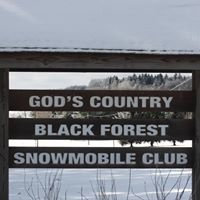 God's Country Black Forest Snowmobile Club