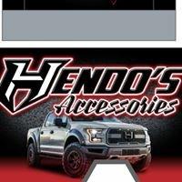 Hendo's accessories