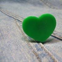 قلب اخضر  green heart
