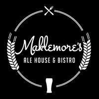 Maklemore's Ale House & Bistro