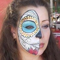 Annette Aleman Face Painting