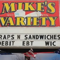 Mike's Variety of Chicopee