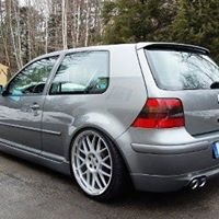 VW Golf MK4 Macedonia