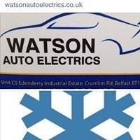 Watson auto electrics