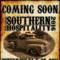 Southern Hospitality Car and Truck Show