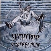 Skate Crime Skateboards