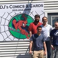 DJ's Cards and Comics