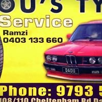 Daou's Tyre Service