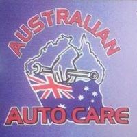 Australian Auto Care