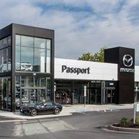 Passport Mazda