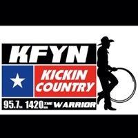 KFYN 1420 AM & 95.7 FM The Warrior