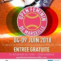 Open Féminin de Marseille