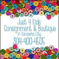 Just 4 Kids Consignment & Boutique Kanawha City