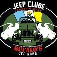 Bufalo's Off Road - Jeep Clube Benedito Novo