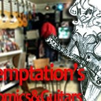 Temptation's Comic Orchard & Awesome Guitars