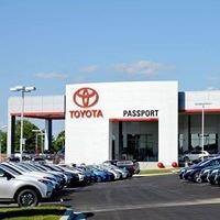 0.17 Km Passport Toyota