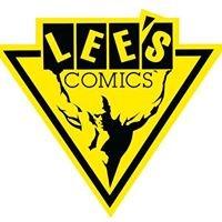Lee's Comics Mountain View
