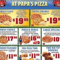 Papas Pizza-Clinton Twp