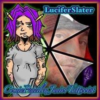 Louis 'Lucifer' Slater, Tattoo & Comic Artist