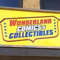 Wonderland Comics - Putnam, CT