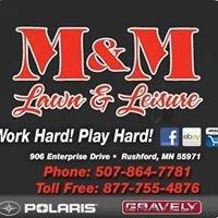 M&M Lawn & Leisure Rushford, MN