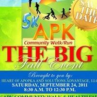 5K APK Community Walk/Run