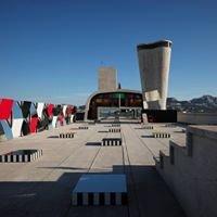 La Cite Radieuse - Le Corbusier