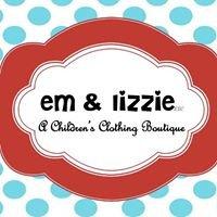 Em & Lizzie: A Children's Clothing Boutique