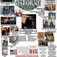 The Osborne Brother's Hometown Festival