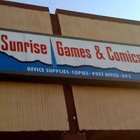 Sunrise Games & Comics