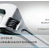 FIFE CYCLE REPAIRS&MAINTENANCE