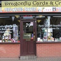 Dragonfly Cards & Crafts