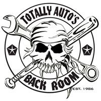 Totally Auto's Back Room