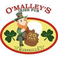 PUB O'MALLEYS MARSEILLE SITE OFFICIEL