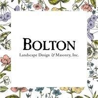 Bolton Landscape Design & Masonry