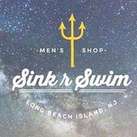 Sink R Swim Men's Shop