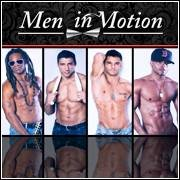 Men in Motion Dancers XXL New England