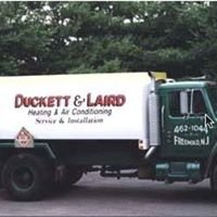 Duckett and Laird, Division of Lawes Coal Co. Inc.